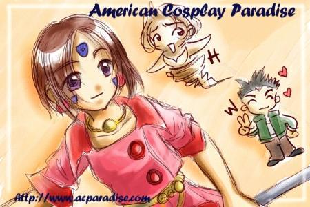 ACParadise Mascots (ACP/ACE/ACS)