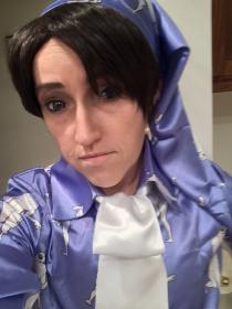 Levi from Attack on Titan by AnimeGal22
