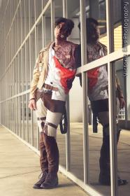 Marco Bodt from Attack on Titan