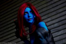 Mystique from X-Men  by SunlitCosplay