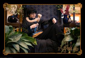 Watanuki Kimihiro from xxxHoLic  by SunlitCosplay
