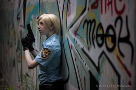 Cybil Bennett from Silent Hill  by SunlitCosplay