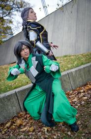 Suyin Beifong from Legend of Korra, The