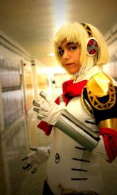 Aigis / Aegis from Persona 3  by smzeldarules