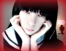Enma Ai from Jigoku Shoujo  by ChoShinigami