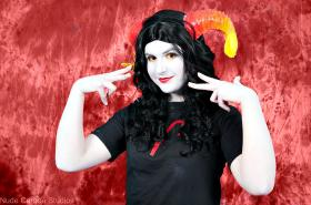 Aradia Megido from MS Paint Adventures / Homestuck  by Earthy Chakra