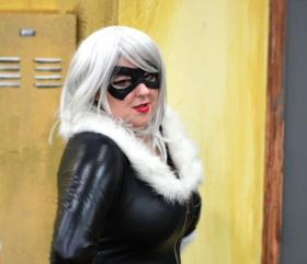 Black Cat from Marvel Comics  by Lustercandy