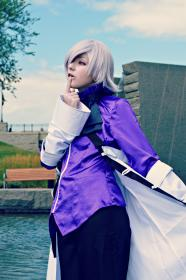Xerxes Break from Pandora Hearts