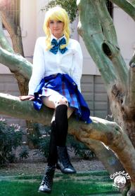Eli Ayase from Love Live!  by FlyingFoxP