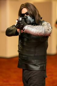 Winter Soldier from Captain America: The Winter Soldier by Bulgogi Boy