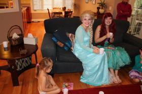 Elsa from Frozen  by Jamierrandall
