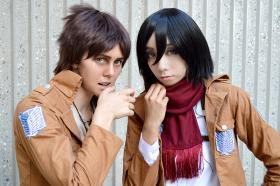 Mikasa Ackerman from Attack on Titan  by Heist