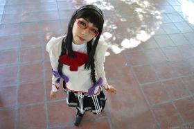 Homura Akemi from Madoka Magica  by Heist
