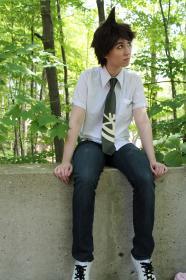 Hinata Hajime from Super Dangan Ronpa 2  by Gasmasked