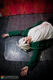 Nagito Komaeda from Super Dangan Ronpa 2  by Crystalline Cosplay