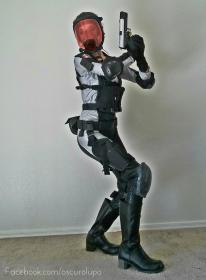 Lupo from Resident Evil: Operation Raccoon City  by Misaki West (OscuroLupo)