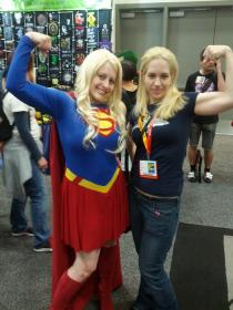 Supergirl from DC Comics  by Lirulin