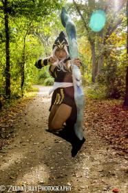 Ashe from League of Legends  by Avacyn