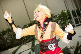 Owain from Fire Emblem: Awakening  by claudy
