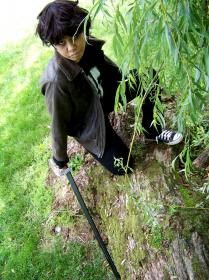 Nico di Angelo from Percy Jackson and the Olympians by cuchinta