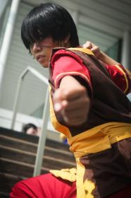 Zuko from Avatar: The Last Airbender by cuchinta