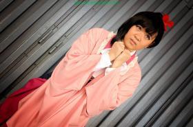 Ayame Yomogawa from Koutetsujou no Kabaneri  by angelywen