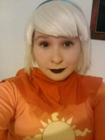 Rose Lalonde from MS Paint Adventures / Homestuck  by Roxyyyy