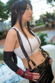 Tifa Lockhart from Final Fantasy VII  by Lolita Bot