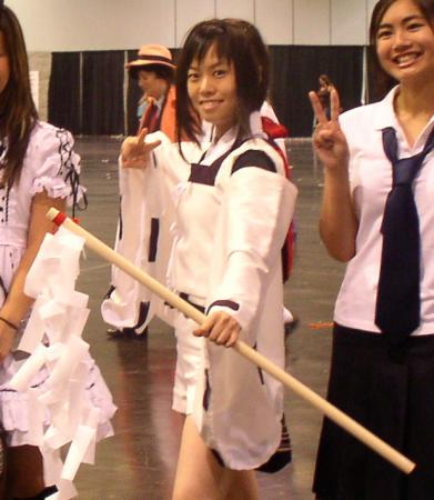 Ichijyo Akari from Last Blade