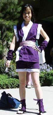Misao Makimachi from Rurouni Kenshin