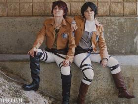 Levi from Attack on Titan  by Andy Does Cosplay