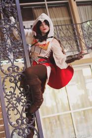 Ezio Auditore da Firenze from Assassin's Creed 2  by Andy Does Cosplay