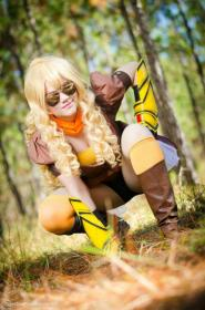 Yang Xiao Long  from RWBY  by Andy Does Cosplay