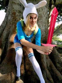 Fionna from Adventure Time with Finn and Jake  by CelticTampon