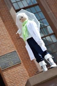 Clear from DRAMAtical Murder  by daikony