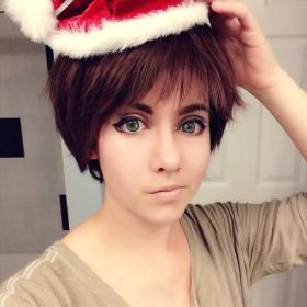 Eren Yeager from Attack on Titan  by Cosplayaway