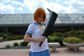Rena from Higurashi no Naku Koro ni  by Cosplayaway