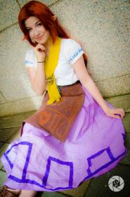 Malon from Legend of Zelda: Ocarina of Time by Lumos Cosplay