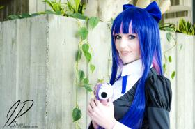 Stocking from Panty and Stocking with Garterbelt  by Azure Marill