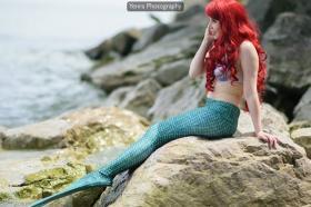 Ariel from Little Mermaid  by Jenni Bon