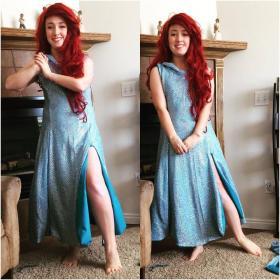 Ariel from Little Mermaid  by BebeDollCosplay