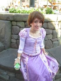 Rapunzel from Tangled  by BebeDollCosplay