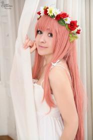 Megurine Luka from Vocaloid 2  by Princess Gigglesnort