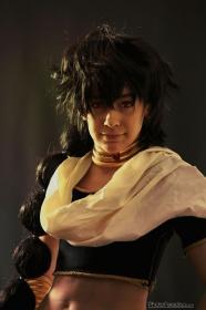 Judar from Magi Labyrinth of Magic  by Princess Gigglesnort