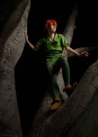 Peter Pan from Peter Pan  by Rati