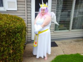 Princess Celestia from My Little Pony Friendship is Magic  by RikkiChan