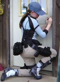 Jill Valentine from Resident Evil 5 worn by RavenDarkness7