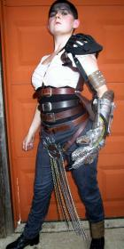 Imperator Furiosa from Mad Max