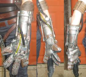 Imperator Furiosa from Mad Max worn by RavenDarkness7