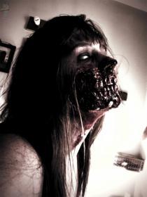 Zombie from Walking Dead, The worn by RavenDarkness7